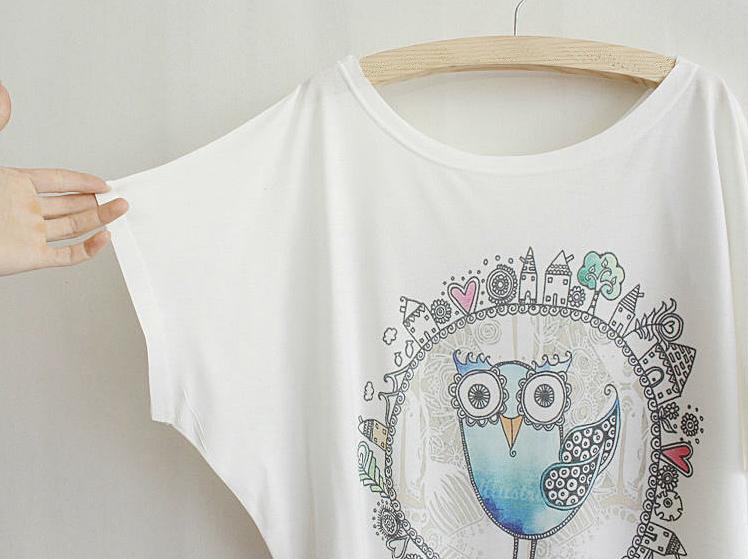 tricou_bluza_femei_fete_imprimeu_vara_print_colorat_shop_magazin_online_cumpar_bufnita