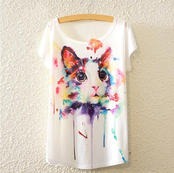 tricou_bluza_femei_fete_imprimeu_print_colorat_shop_magazin_online_cumpar_pisica