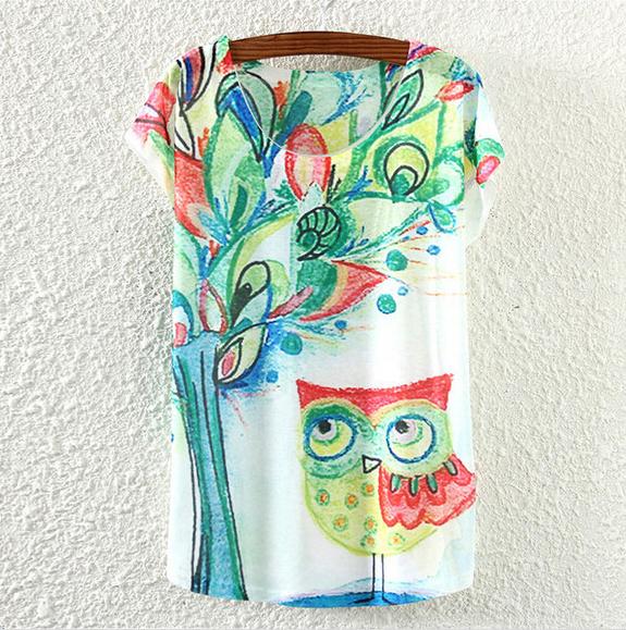 tricou_bluza_femei_fete_imprimeu_print_colorat_shop_magazin_online_cumpar_bufnita