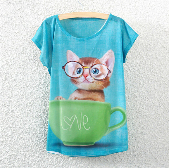 tricou_bluza_femei_fete_imprimeu_colorat_magazin_shop_online_cumpar_pisica