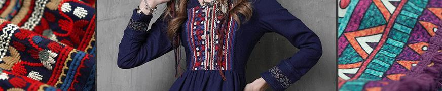 Stilul Boho-Chic - creativitate vestimentara si originalitate exprimata zi de zi, indiferent de varsta ori anotimp