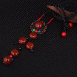 Colier handmade pietre naturale bohemian